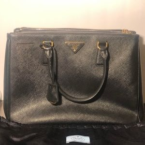 Authentic Prada Saffiano Moving sale!